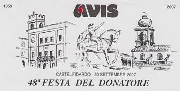 48^ Festa del Donatore - AVIS