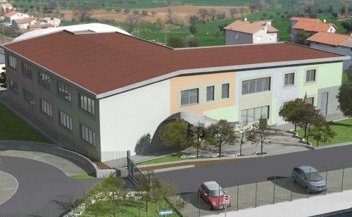 Inaugurazione nuova scuola primaria di Crocette
