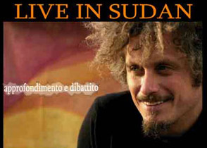 Live in Sudan  di Niccolò Fabi