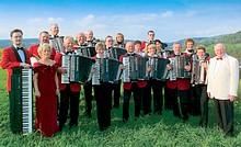 Akkordeonorchester Klingenthal e. V. in concerto