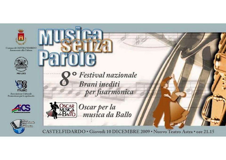"""""""Musica senza parole - Oscar per la musica da ballo"""""""