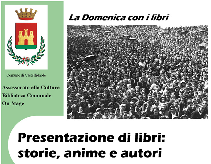 Presentazione di libri: storie, anime e autori