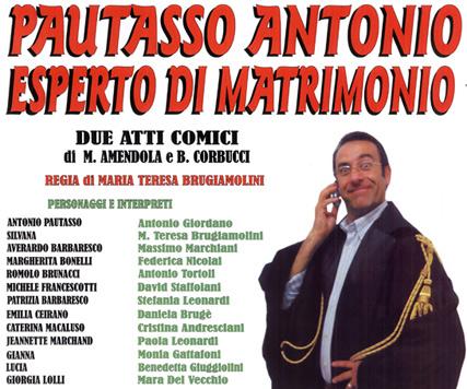 Pautasso Antonio  Esperto di Matrimonio