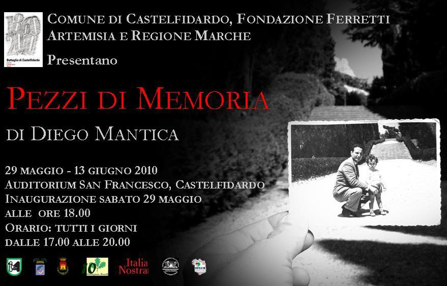 """Pezzi di memoria"" - Mostra fotografica"
