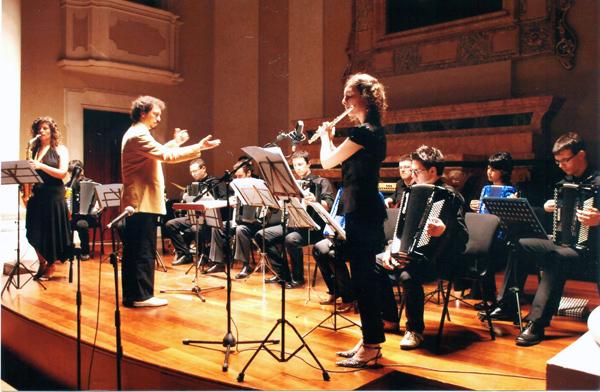 Serata di presentazione del Festival di Fisarmonica