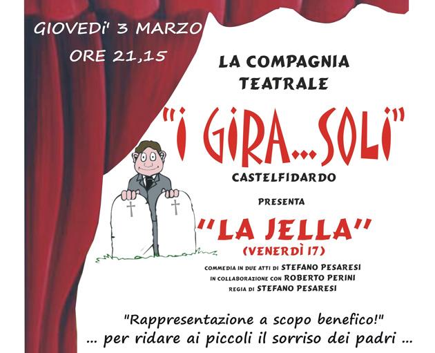 La Jella - Commedia teatrale