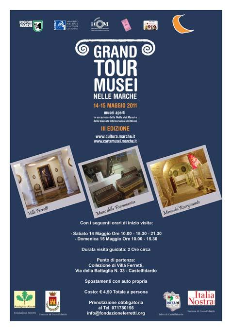 Grand Tour Musei e Notte dei Musei