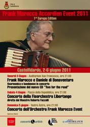 Concerto dell'Orchestra Frank Marocco Event