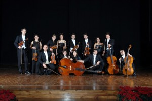 Mannheimer Ensemble in concerto