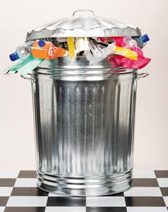 Una legge sui rifiuti come si applica?
