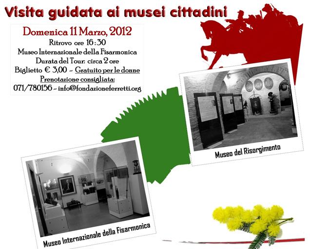 Visita guidata ai musei cittadini -Soffia il mantice nella storia