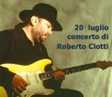 Concerto di Roberto Ciotti
