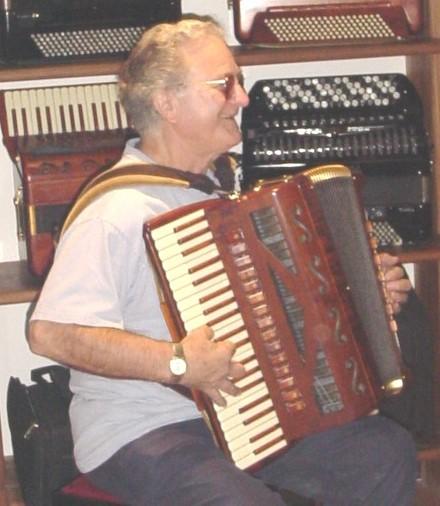 """Fisarmonica """"jazz"""" con Frank Marocco & Simone Zanchini"""