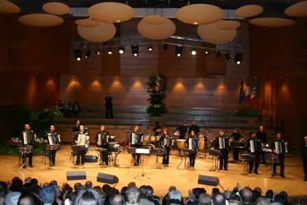 Castelfidardo e la Fisorchestra protagoniste a Milano