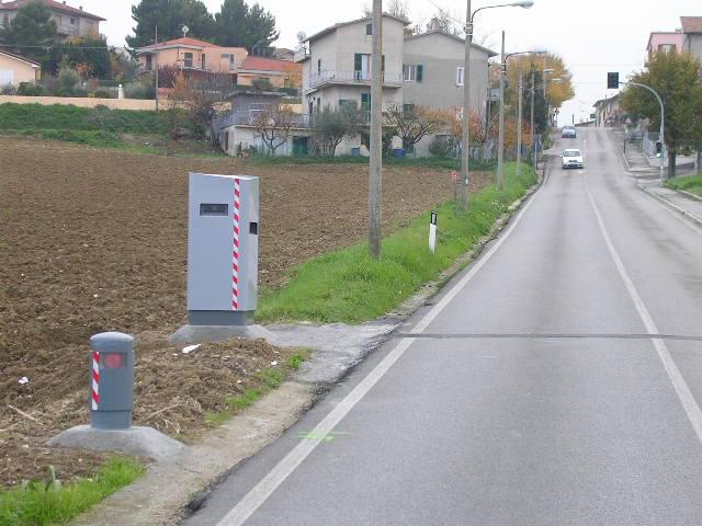 Autovelox, installate due postazioni