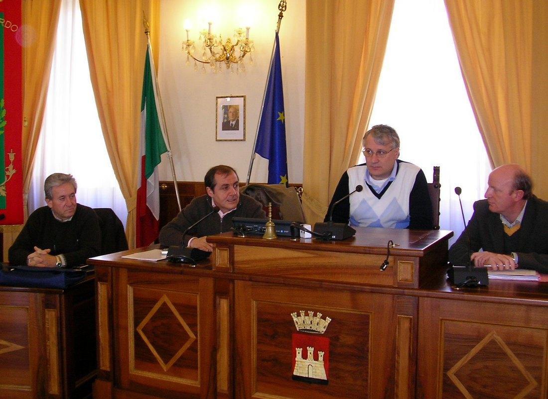 Tirreno – Adriatico, verifica tecnica a Castelfidardo