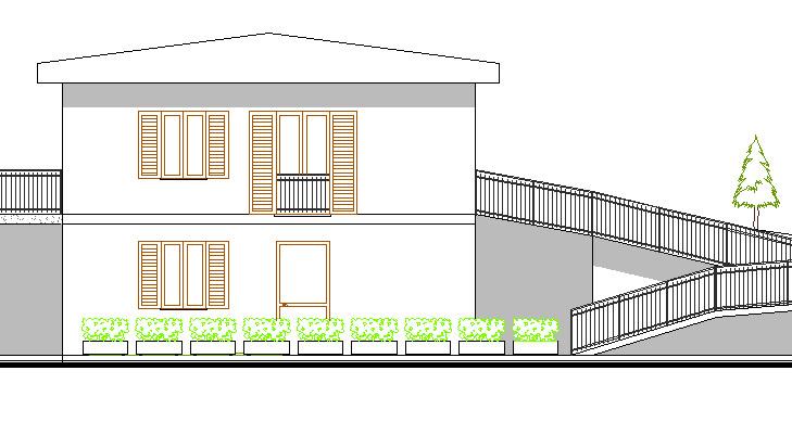Progetto definitivo per il centro sociale S. Rocchetto