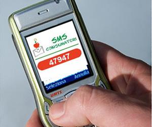 SMS Consumatori