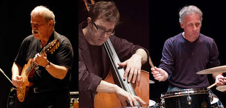 Il grande jazz e all'Astra con il John Abercrombie trio