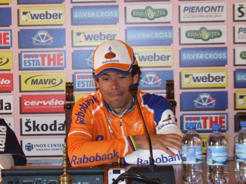Tirreno-Adriatico, vince Oscar Freire