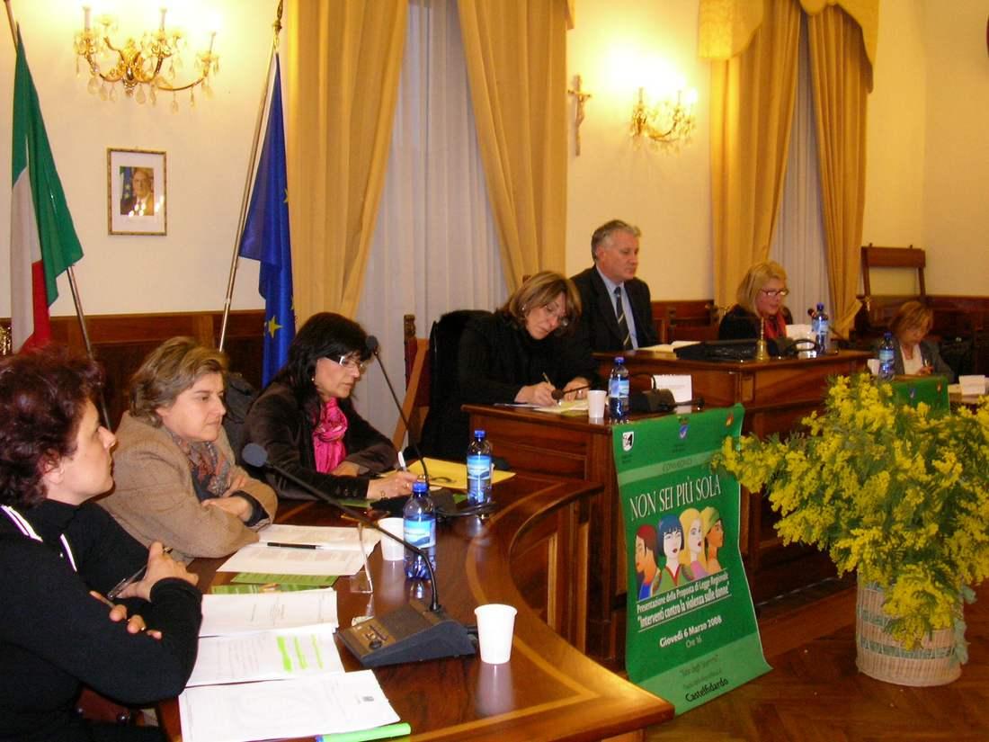 Una proposta di legge contro la violenza sulle donne