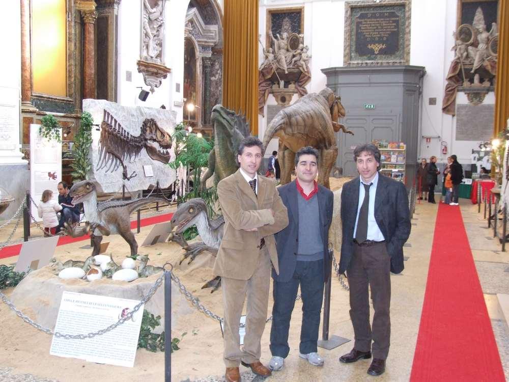 """""""Il mondo dei dinosauri"""" a Castelfidardo"""