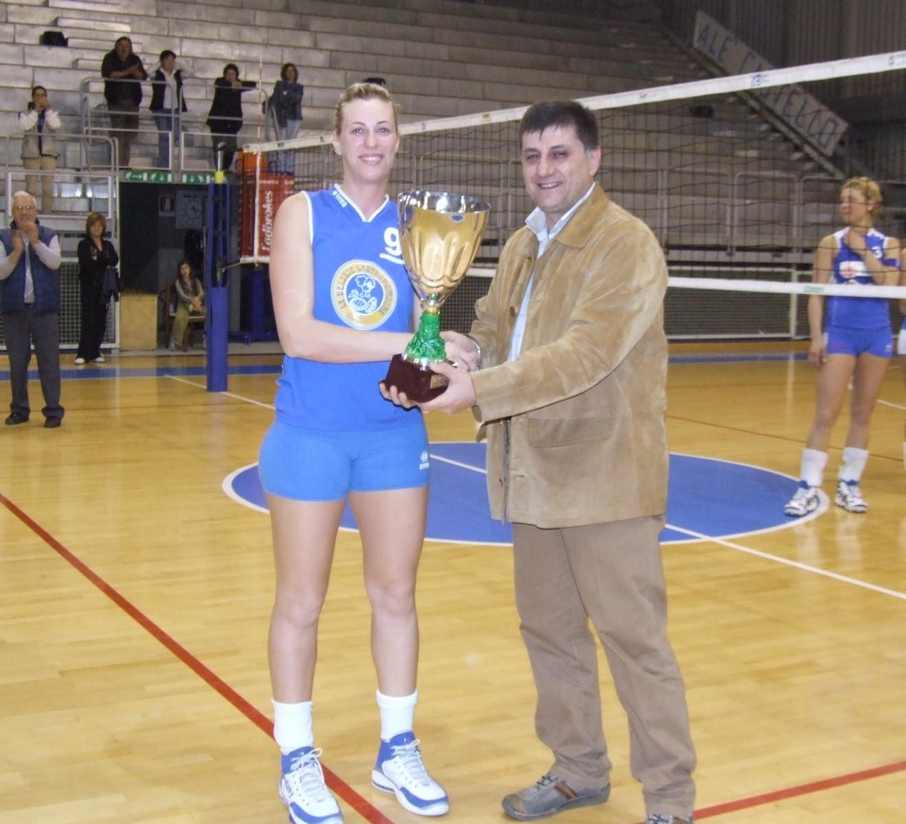 Volley, la Cibes La Nef vince la Coppa di serie B