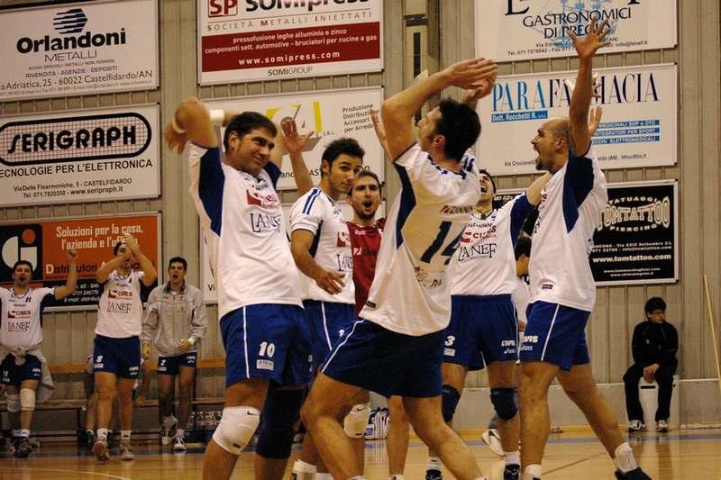 Volley, Cibes La Nef ai play-off per l'A2