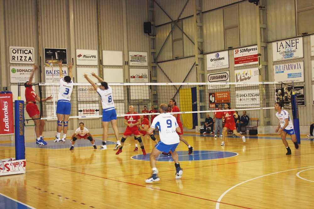 """Volley, play-off B1: Cibes La Nef alla """"bella"""""""