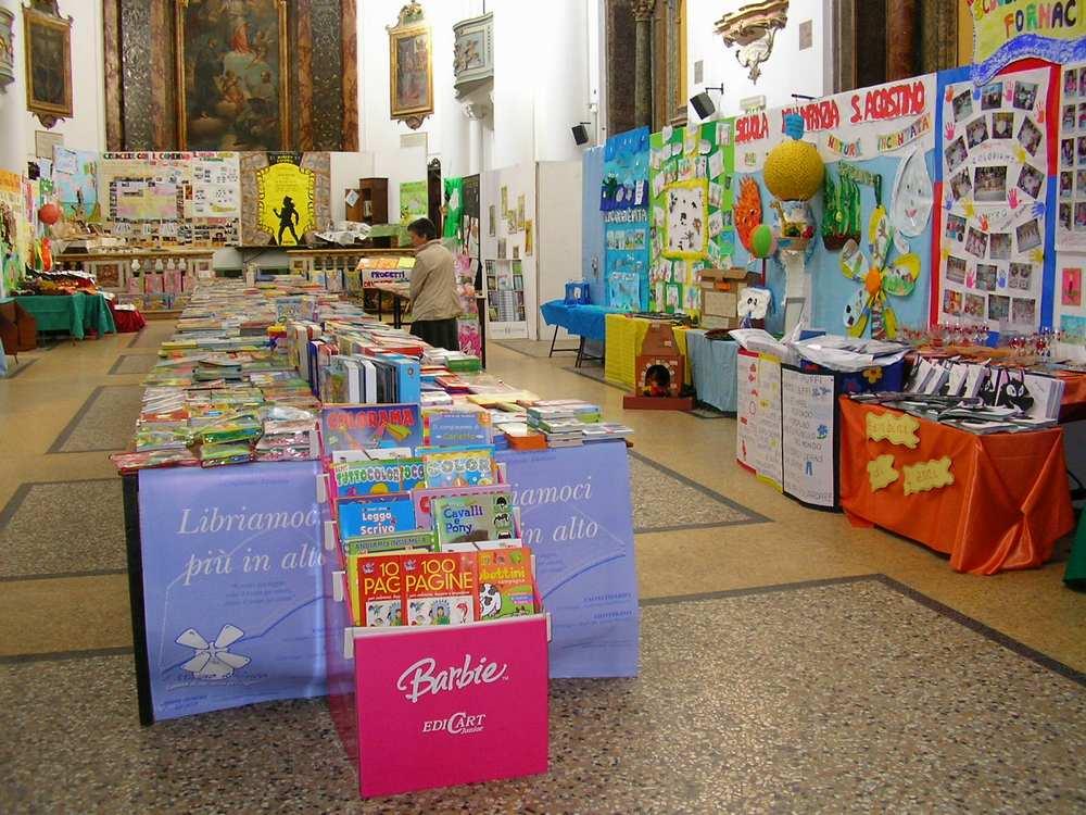 La Mostra del libro apre le celebrazioni per i Patroni