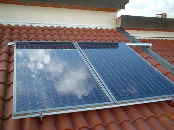 Contributi per l'installazione di pannelli solari