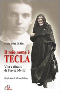 """""""Il mio nome è Tecla"""", l'autrice presenta il libro"""
