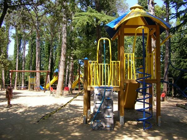Nuovi giochi al Parco del Monumento