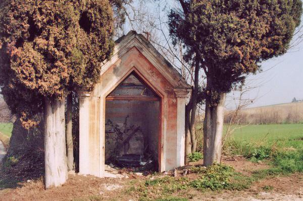 Edicola votiva di Valle Oscura, via al restauro