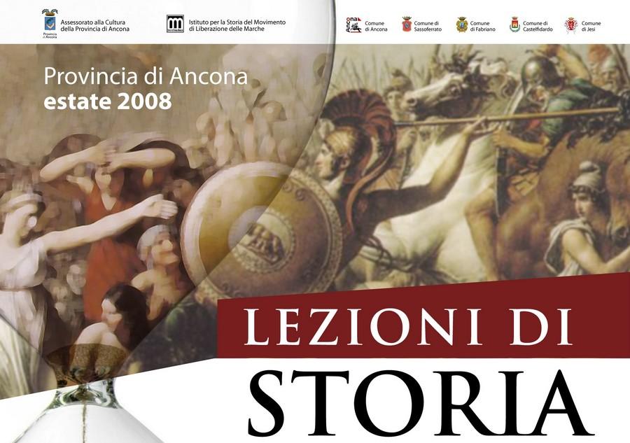 """""""Lezioni di storia"""" sulla battaglia di Castefidardo"""