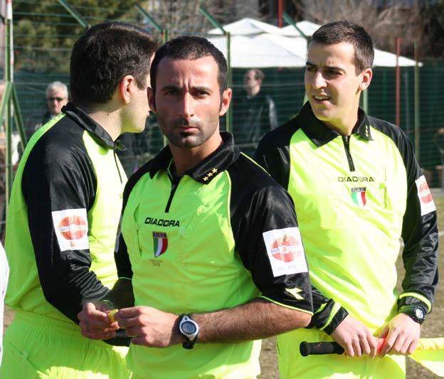 Corso per arbitri di calcio ad Ancona e Senigallia