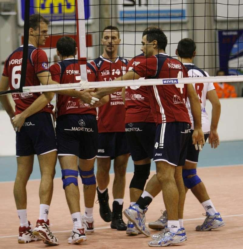 A2 volley: La Nef senza fortuna con la M.Roma