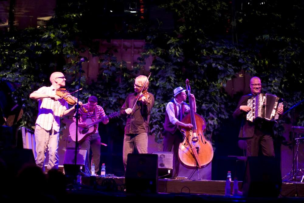 Sabato stellare col concerto pro-L'Aquila e gli Tsuumi