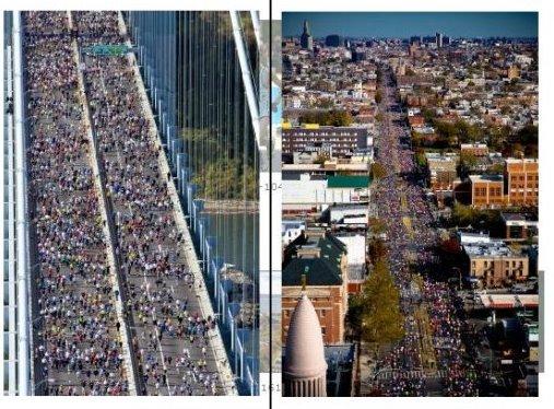66 marchigiani e 2 fidardensi alla maratona di New York