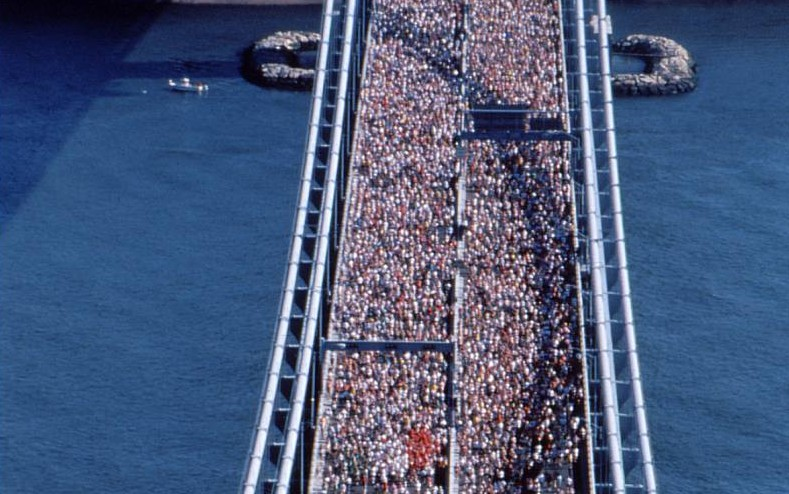 "New York, la ""maratona"" dei marchigiani"