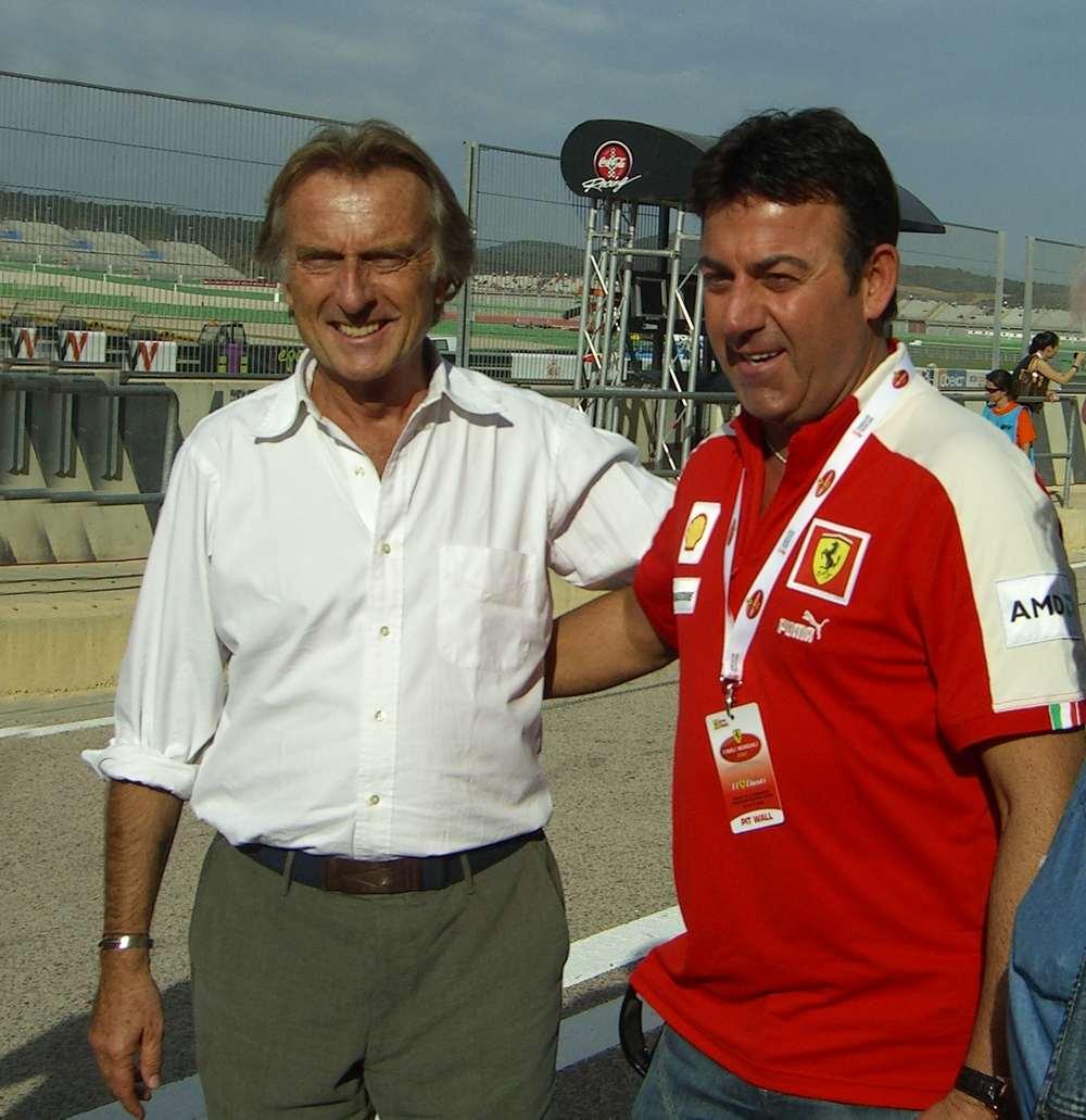 Leo Isolani ospite alle Finali Mondiali Ferrari