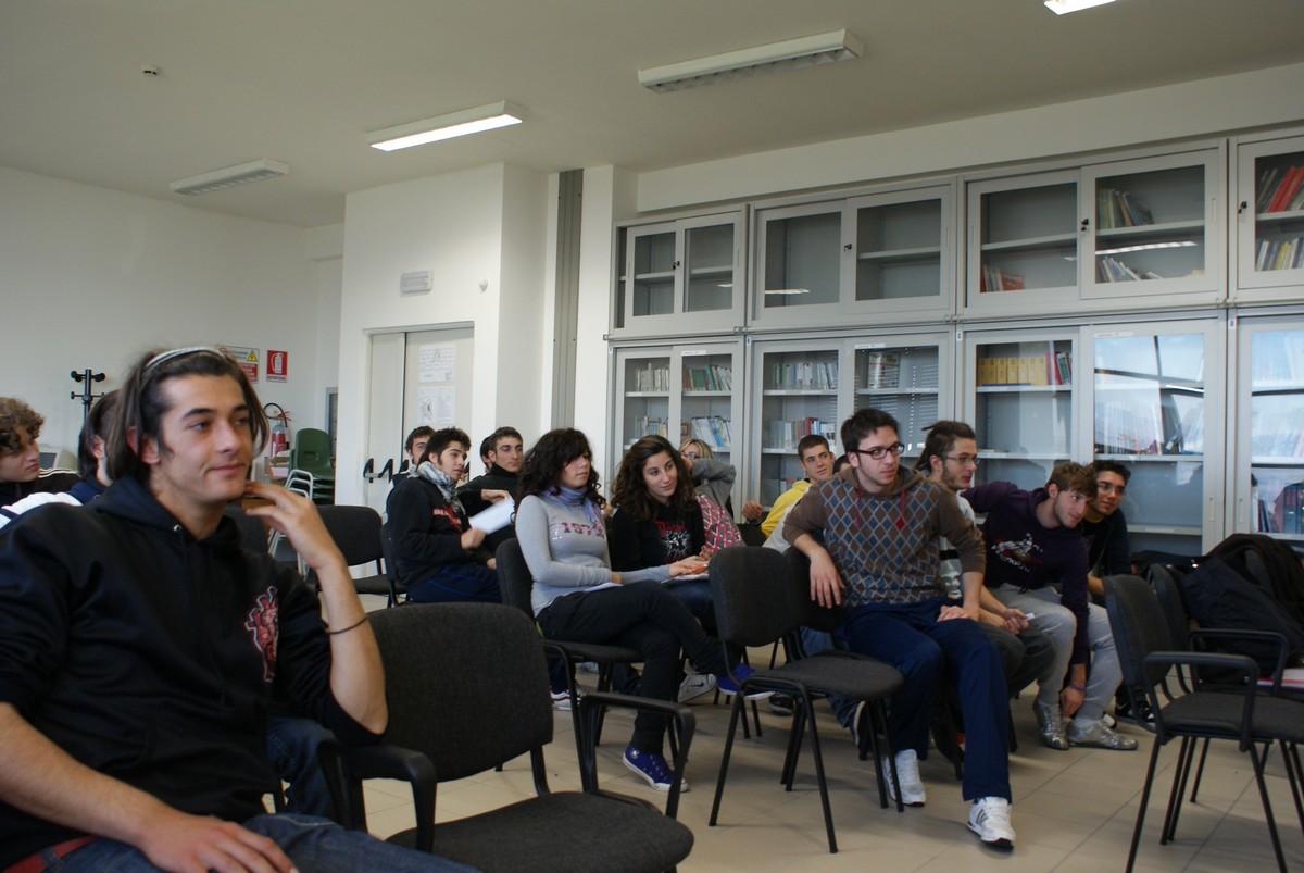 L'ambiente visto dagli studenti