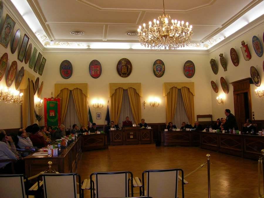 Consiglio Comunale del 10 novembre