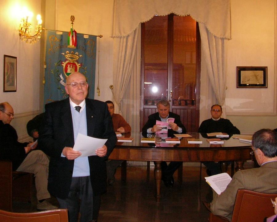 """""""Castello è segreto. Strenna fidardense 2008"""""""