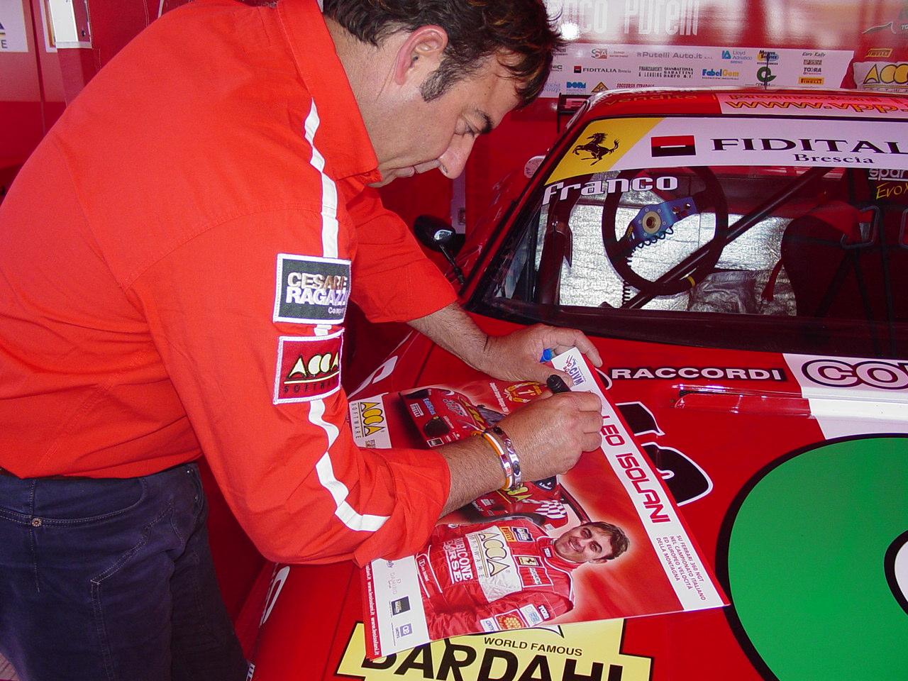 Leo Isolani, riparte la stagione agonistica