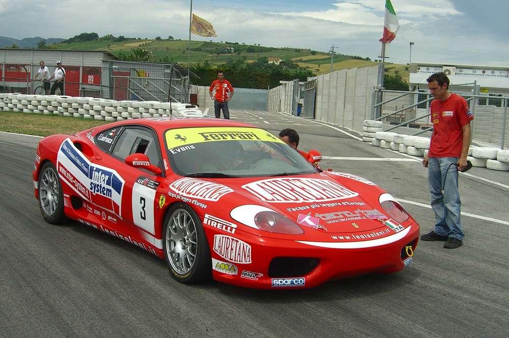 Isolani Racing Team punta sulla Coppa Teodori