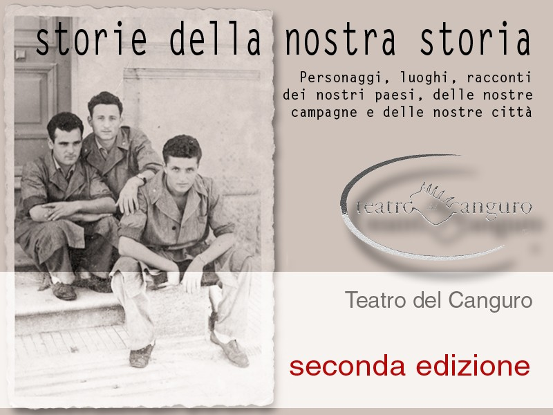 """""""Storie della nostra storia"""" al Parco del Monumento"""