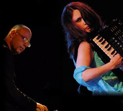 Giuliana Soscia & Pino Jodice al Summer festival
