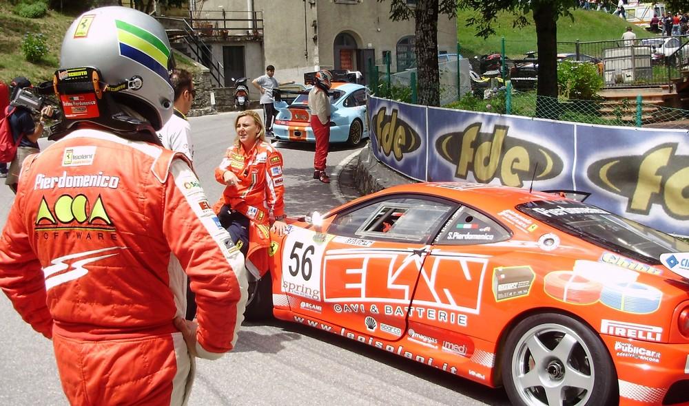 Giornata nera alla Limabetone per l'Isolani Racing Team