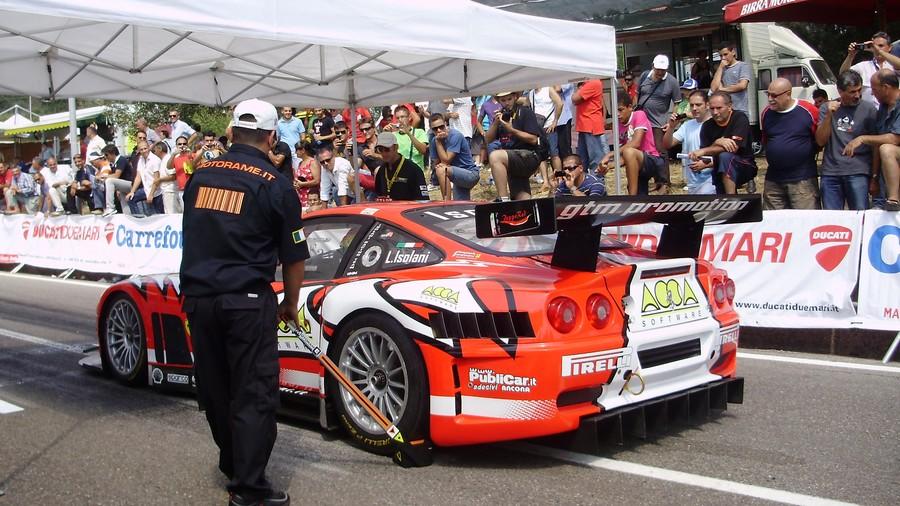 Il Reventino porta bene all'Isolani Racing Team